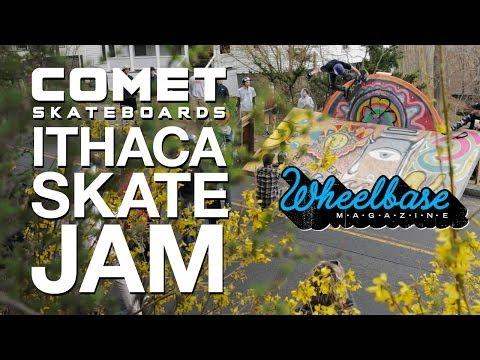 Comet Skateboards' Ithaca Skate Jam 2014 - Wheelbase Magazine
