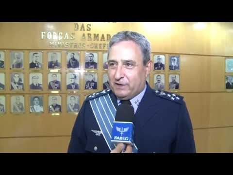 Tenente-Brigadeiro Machado assume logística do EMCFA