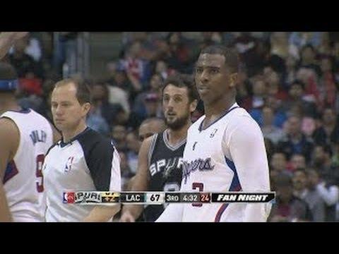San Antonio Spurs vs LA Clippers   February 18, 2014   Full Game Highlights   NBA 2013-2014 Season