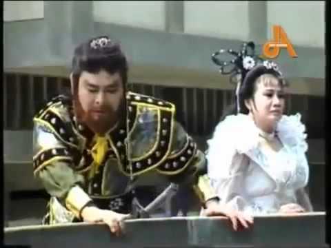 Đắc Kỷ Trụ Vương Cải Lương, Hồ Quảng, Tuồng Cổ