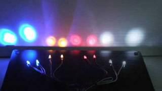 Yeah Racing Dark Drifter Six Slots LED Lights Kit For RC