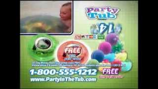 Party In The Tub Commercial 1