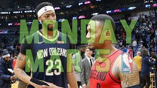 NBA Daily Show: Mar. 5 - The Starters