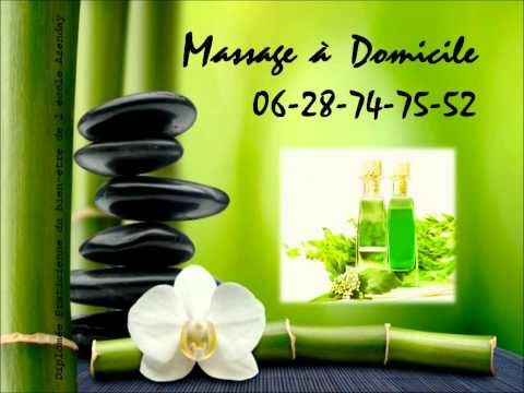 Massage a domicile Paris