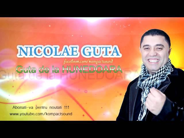 Nicolae Guta - Guta de la Hunedoara (Manele de Colectie)