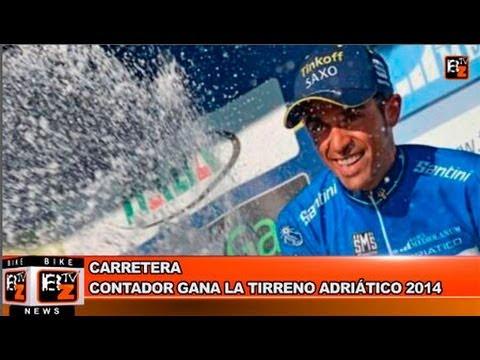 Bikenews 19/03/2014 - Alberto Contador se adjudica la Tirreno Adriático 2014
