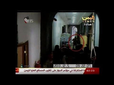 Yemen TV airs images of Qaeda-claimed assault