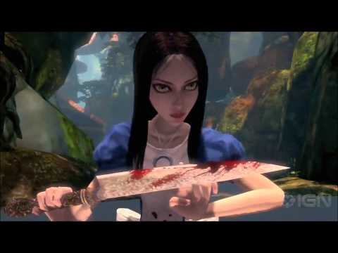 Prince On Line ( Games n Movies ) - Alice: Madness Returns استعراض لعبة