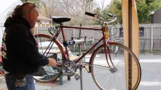 Schwinn World Tourist Vintage Bike Check BikemanforU