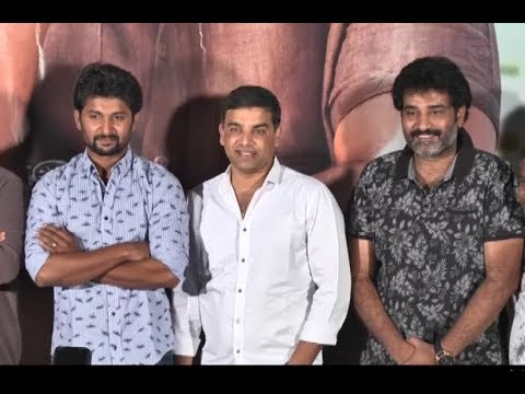 Actor Nani MCA (Middle Class Abbayi) Movie TRAILER LAUNCH