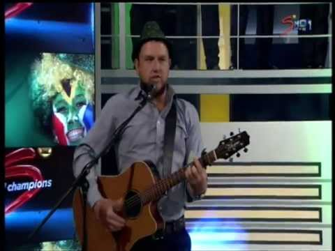 Ard Matthews (Just Jinjer) Screws up South Africa National Anthem