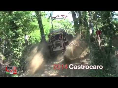 Campionato Trial Italiano 4x4 F.i.F. Castrocaro 2014