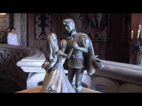 Disneyland Paris- Sleeping Beauty Castle