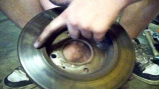 How to Replace Front Brakes Hyundai Elantra 01-06 videos
