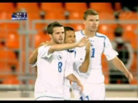 Reprezentacija.ba Bjelorusija - Bosna i Hercegovina 0:2