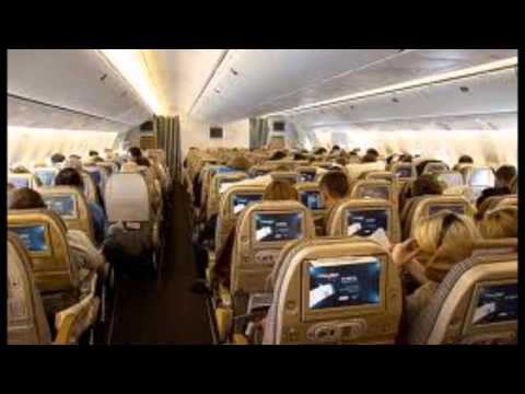 Etihad airways coral economy class flight report