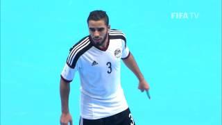 Match 4: Cuba v Egypt - FIFA Futsal World Cup 2016
