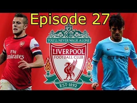 Liverpool Career Mode Episode 27 FIFA 14 NEXT GEN Suarez Signs New Contract With Liverpool!