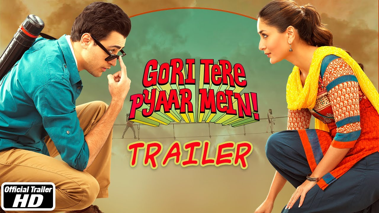 Gori Tere Pyaar Mein - Official Trailer