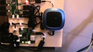TP Link TL-MR 3020 + Linux OpenWrt WiFi Internet Radio