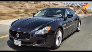 Maserati Quattroporte S 2014 -  مازيراتي كواتروبورتي اس