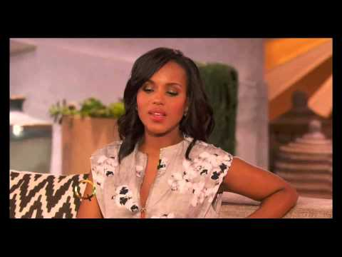 Kerry Washington 11-21-13