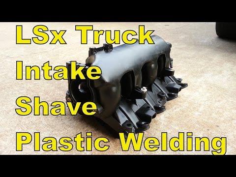 LSx Truck Intake Shave - Plastic Welding - 5.3 6.0 LS1 LSx
