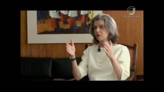 ENTREVISTA - MINISTRA CáRMEN LúCIA (07/03/2017)