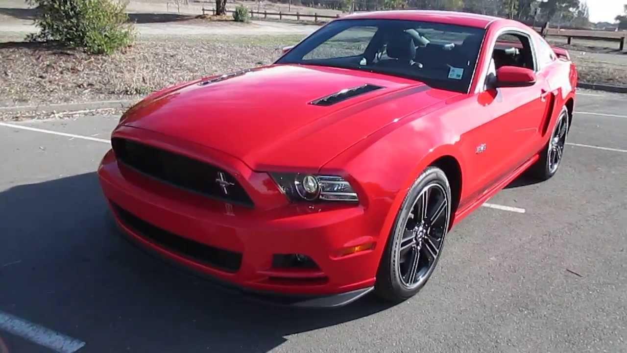 2014 Mustang GT California Special