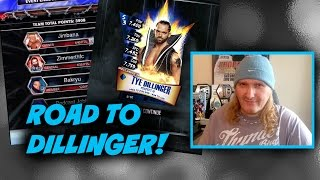 Road To Dillinger WrestleMania 33 : WWE SuperCard S3 Ep41