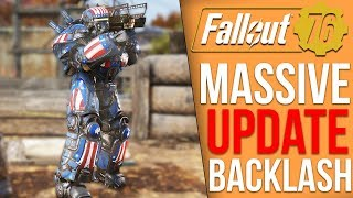 Fallout 76's Big New Update is One of the Most Controversial