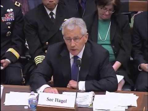 Rep. Barber Questions Defense Sec. Hagel on Transfer of Guantanamo Detainees