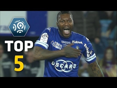 Week 32 : Top goals - Ligue 1 -2013/2014