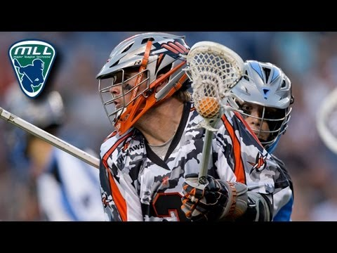 MLL Week 8 Highlights: Machine vs Outlaws