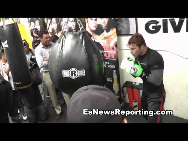 canelo alvarez to face perro angulo march 8 fireworks EsNews Boxing