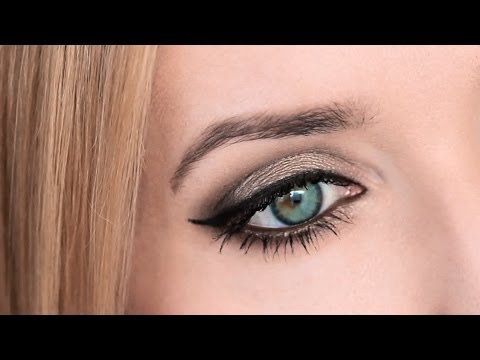 New Year's eve makeup tutorial - Szilveszter smink
