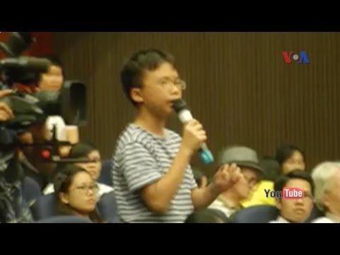 Cậu bé lớp 8 đòi làm thay việc của Bộ trưởng Giáo dục