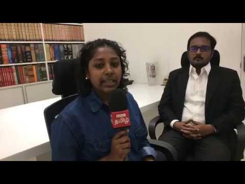 Supreme Court Verdict on Aadhaar, Advocate Karthikeyan.N to BBC News