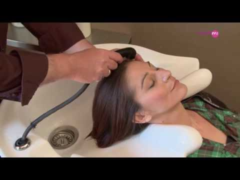 Trendimi TV: Hair Stylist: How To Wash Hair Professionally