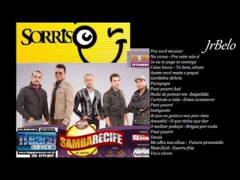 Sorriso Maroto Cd Completo Samba Recife 2014 - JrBelo