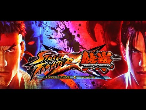 Street Fighter X Tekken 5