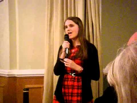 Olivia Gordon - 'One Of The Boys' by Katy Perry, Elwy Hall, Rhyl