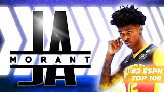 Ja Morant's explosive, fearless play could make him the No. 2 pick | 2019 NBA Draft Scouting Report