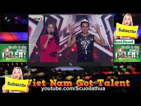 Vietnam Got Talent 2014 Tap 10 Full - Ngày 30/11/2014