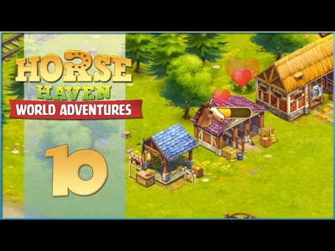 Horse Haven || Breeding Rare French Horses - Episode #10