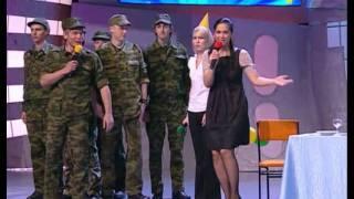 КВН Лучшее: КВН Премьер-лига (2008) 1/2 - 25-ая - Домашка