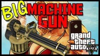 GTA V Trouver La SULFATEUSE (Meilleure Arme De GTA 5