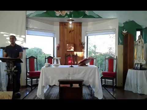 Santa Missa | 28.10.2020 | Quarta-feira | Padre José Sometti | ANSPAZ