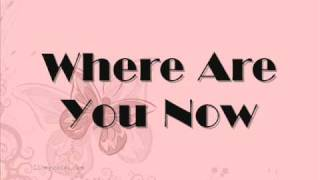 Honor Society- Where Are You Now (Lyrics On Screen+