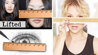 EYELINER trick that will LIFT your face UP